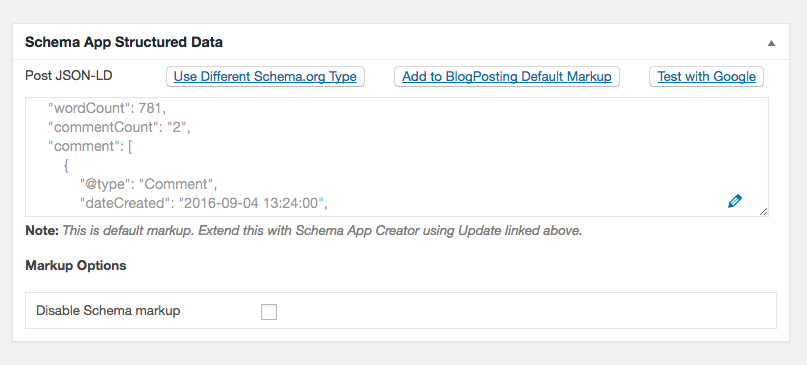 schema app structured data plugin wordpress