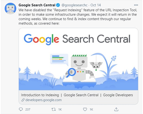 search central twitter 2