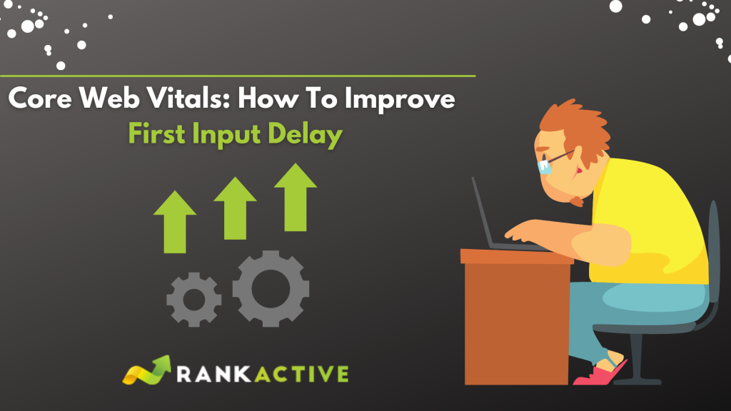 How to optimize First Input Delay
