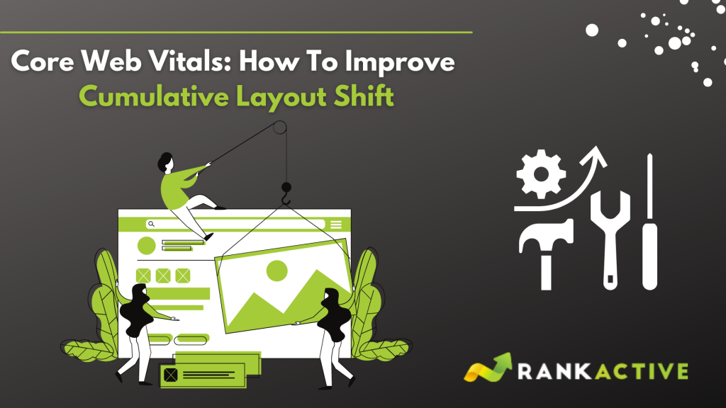 Cumulative layout shift how to optimize