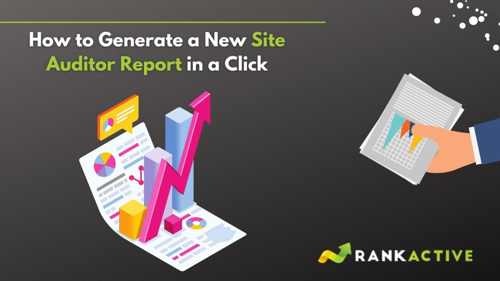 Site Auditor Report