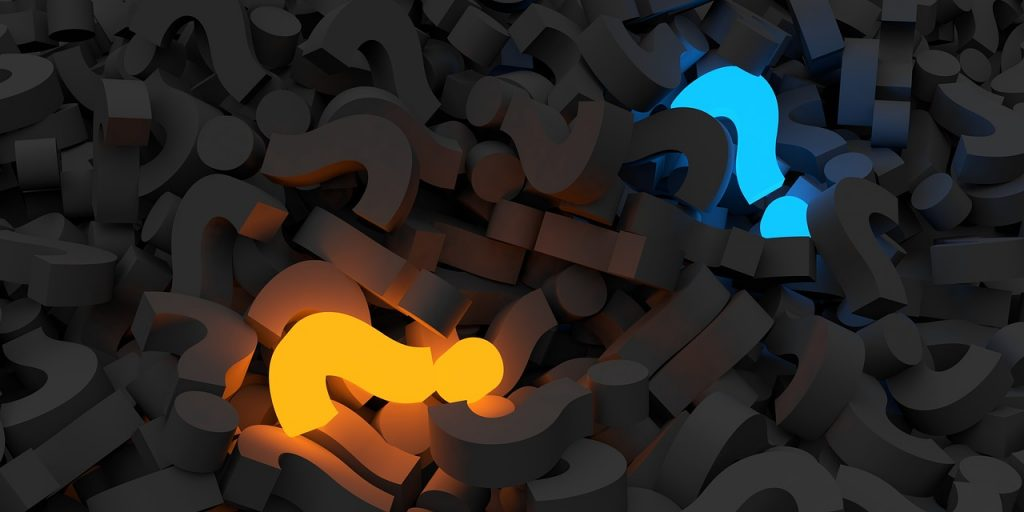 covering questions can help you improve visibility
